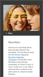 Mobile Preview of macrobius.net